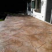 High Quality Austin Stamped Concrete