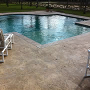 Stamped Concrete in Austin Texas