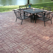 Chicago Stamped Concrete