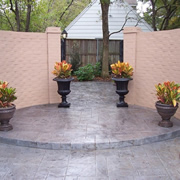 Dallas Stamped Concrete