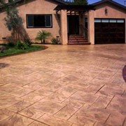 Stamped Concrete in Dallas Texas