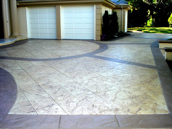 Staintec Best Stamped Concrete