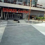 Stamped Concrete in Downtown Los Angeles