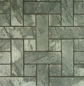Stamped Concrete Pattern Details