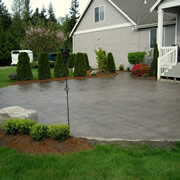 Seattle Stamped Concrete