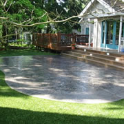 Stamped Concrete in Seattle Washington