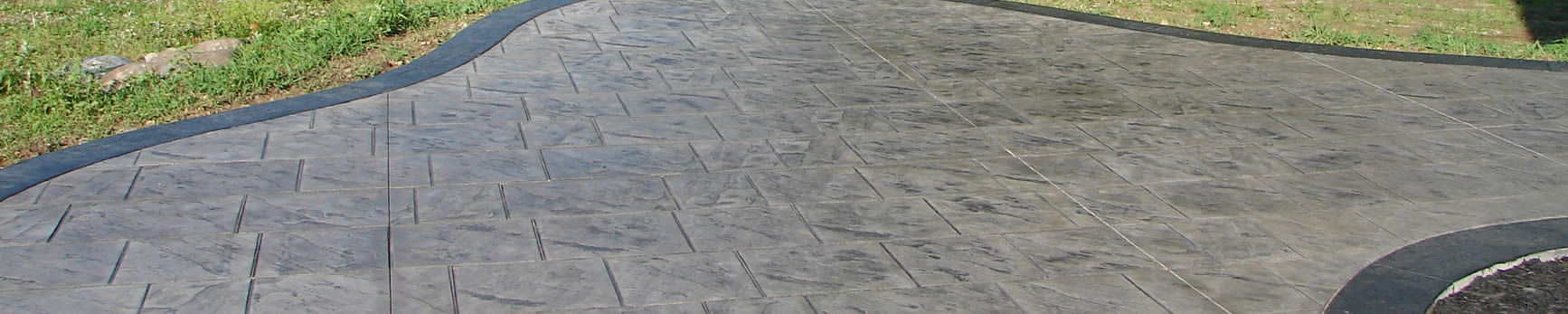 Stamped Concrete Maintenance